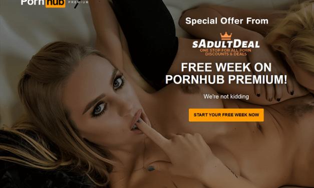 PornHub Premium Discount: 7 Days Free